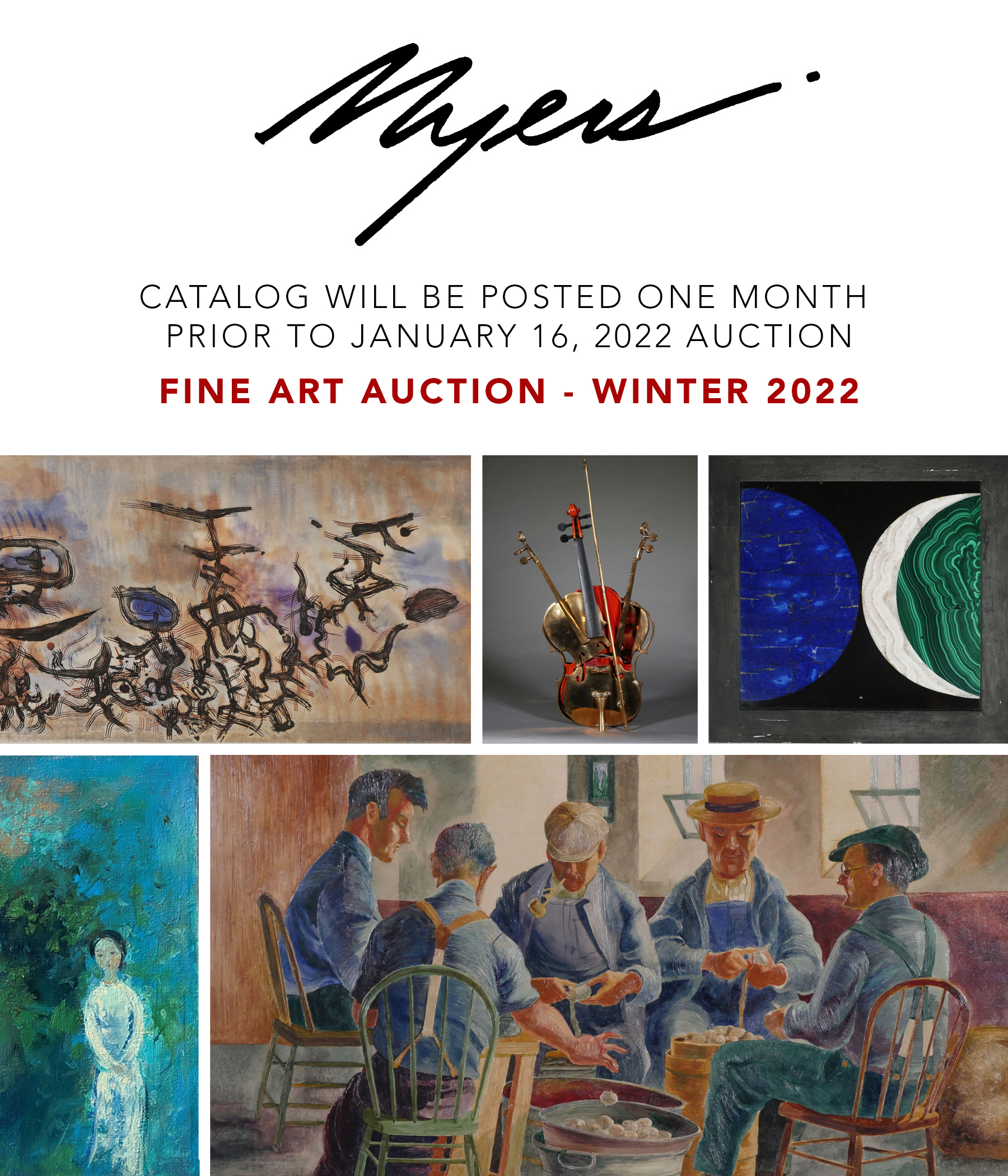 Myers Current Auction Spring 2022 copy