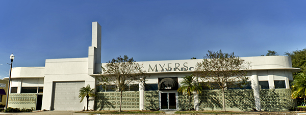 Myers Auction Gallery • 1600 4th Street North • St. Petersburg, Florida 33704 • 727.823.3249